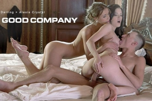 Babes - Alexis Crystal, Anie Darling In Good Company