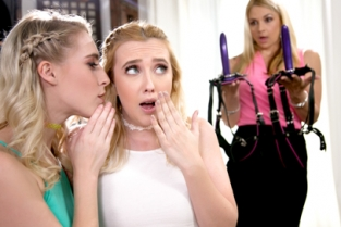 Mommys Girl - We DP'd Mom Samantha Rone, Cadence Lux, Sarah Vandella