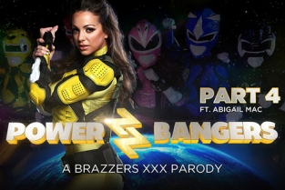 Power Bangers: A XXX Parody Part 4 Abigail Mac & Danny D