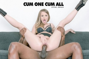 Babes - Jillian Janson Cum One Cum All
