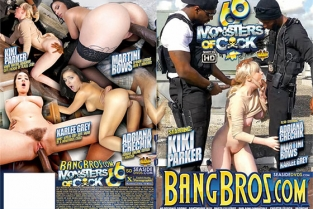 BangBros - Monsters Of Cock Vol. 66 2017 Adriana Chechik, Karlee Grey, Martini Bows