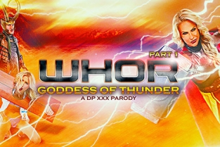 DigitalPlayground - Phoenix Marie Whor: Godess of Thunder, A DP XXX Parody Part 1