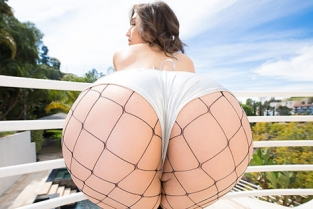 JulesJordan - Abella Danger Has Her ASS Stretched Open By A Big Black Cock