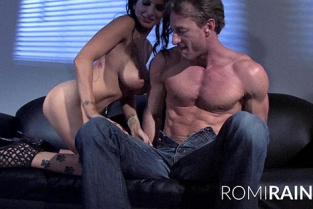RomiRain - Romi Rain Were You Waiting To Fuck Me