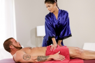 Fantasy Massage - My Marriage Game Katya Rodriguez & Marco Ducati