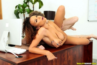 RealityKings - Raven Redmond Ravens Last Chance RoundAndBrown