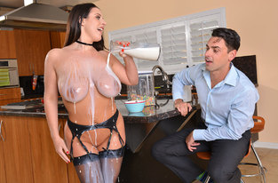 NaughtyAmerica - Angela White & Ryan Driller in American Daydreams