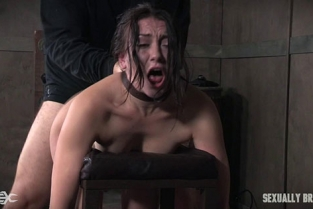 SexuallyBroken - Mandy Muse, Dee Williams Mandy Muse and her amazing booty gets abused with cock, pussy and ass smothering! Face fuckings!