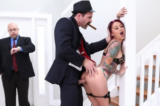The Don Whacks My Wife's Ass Monique Alexander, Charles Dera