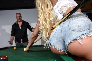 Two Balls in the Corner Pocket Luna Star, Sean Lawless