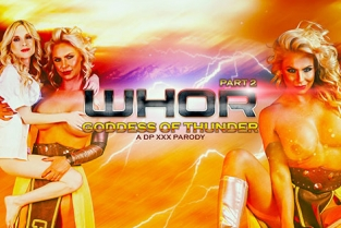 DigitalPlayground - Phoenix Marie, Piper Perri Whor: Goddess of Thunder, A DP XXX Parody Part 2