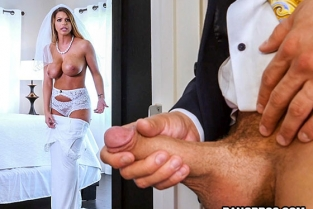 Bangbros - Brooklyn Chase Sex With Future Step-Mom BangbrosClips