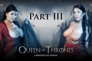Queen Of Thrones: Part 3 (A XXX Parody) Ayda Swinger, Romi Rain & Danny D