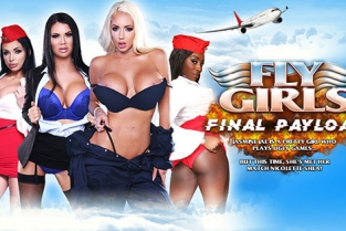 DigitalPlayground - Fly Girls: Final Payload 2017 Aletta Ocean, Jai James, Jasmine Jae, Nicolette Shea