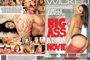Wicked - Axel Braun's Big Ass Anal Movie 2017 Abella Danger, Mandy Muse, Maddy OReilly, Kimber Woods, Candice Dare