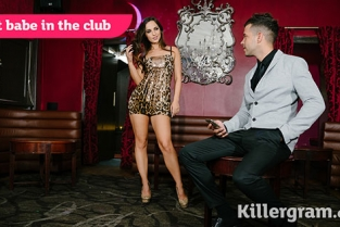 Killergram - Kristy Black Hot Babe In The Club