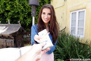 PropertySex - Olivia Nova Here To Make A Deal
