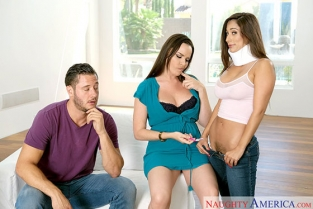 NaughtyAmerica - Dana Dearmond My Girlfriends Busty Friend