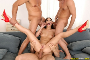 RealityKings - Rebecca Volpetti Group Discount EuroSexParties