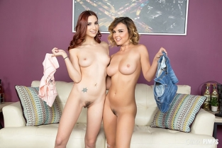 WildOnCam - April Snow, Dillion Harper Fun Loving Babes