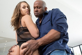 BlackCocksMatter - Liza Rowe Let Me Swallow All Your Cum