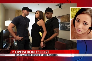 OperationEscort - Carolina Sweets D-List Actress Busted In Los Angeles