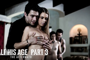 PureTaboo - Kristen Scott, Jill Kassidy Half His Age – Part 3