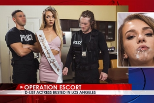 OperationEscort - Tiffany Watson D-List Actress Busted In Los Angeles