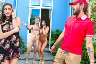 DigitalPlayground - Ashley Adams, Reagan Foxx Meet The Nudists Part 2