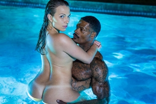 BlackedRaw - Lily Love Curvy Wife Cheating at the Hotel