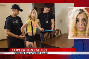 OperationEscort - Kenzie Reeves Officers Bag Another Bimbo