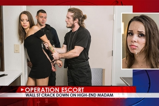 OperationEscort - Liza Rowe Wall St Crack Down On High-End Madam