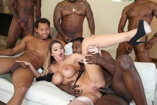 BlacksOnBlondes - Brooklyn Chase
