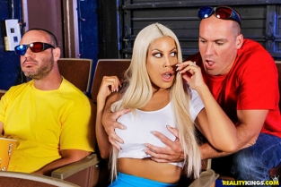RealityKings - Bridgette B Sneaky At The Movies SneakySex