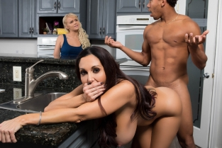 One Strict Mama Ava Addams, Ricky Johnson