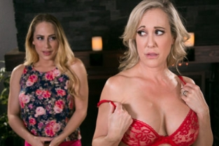 AllGirlMassage - Worshipping Mom Carter Cruise, Brandi Love