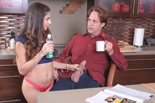 FamilyHookups - Nina North Turning On My Stepdad
