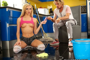 BangBros - Tiffany Watson Tiffany Squirts on Her Step Brother's Cock BangBros18