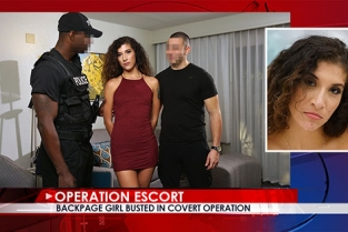 OperationEscort - Mia Faith Backpage Girl Busted In Covert Operation
