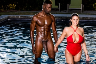 Blacked - Unexpected Sex Angela White & Jason Brown