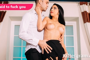 Killergram - Julia De Lucia Maid To Fuck You
