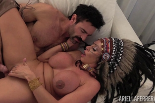 PornstarPlatinum - Ariella Ferrera Hardcore Dream