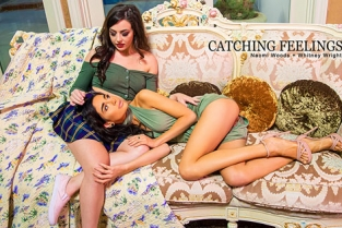 Babes - Naomi Woods, Whitney Wright Catching Feelings