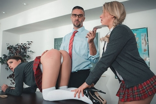 DigitalPlayground - Kristen Scott Sir Keiran's School of Anal Training Part 2