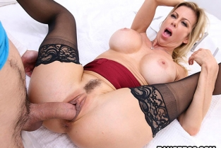 BangBros - Alexis Fawx My Peeping Step Son MomIsHorny