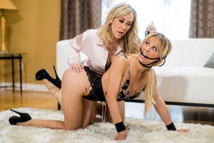SweetheartVideo - Cherie Deville, Brandi Love Brandi Craves A Sex Slave
