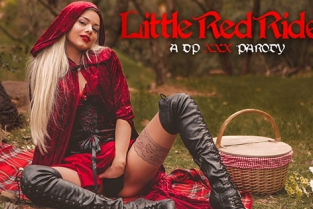 DigitalPlayground - Elsa Jean Little Red Rider: A DP XXX Parody