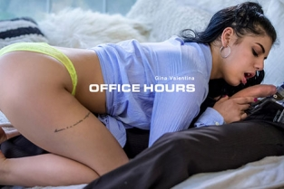 Babes - Gina Valentina Office Hours