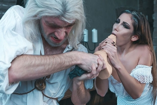 DigitalPlayground - Clea Gaultier The Bewitcher: A DP XXX Parody Episode 3