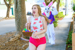 Easter Pussy Pounding Surprise Dolly Leigh - Stranded Teens
